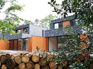 Life in the Woods, Kerckebosch te Zeist Moderne huizen van Lei Import bv Modern