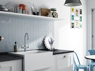 Equipe Ceramicas Dapur Modern