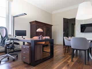 Modern Study Room and Home Office by Insides Modern