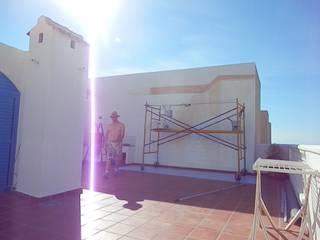 Decoración mural Trampantojo trompe l'oeil graffiti de MURALDECORACION