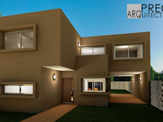 現代  by Prece Arquitectura, 現代風