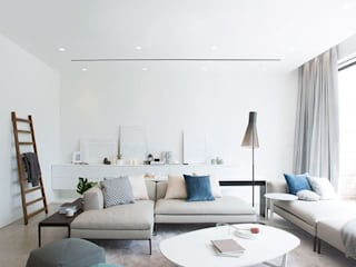 Sensearchitects Limited Living room White