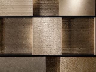 Dinding & Lantai Modern Oleh Grassi Pietre srl Modern