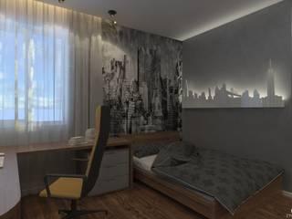 Варшавское шоссе 310 м2 Детская комнатa в стиле минимализм от HOUSE&HOME Минимализм
