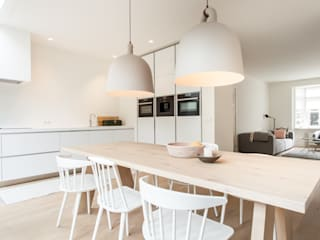 Bob Romijnders Architectuur + Interieur Scandinavian style kitchen