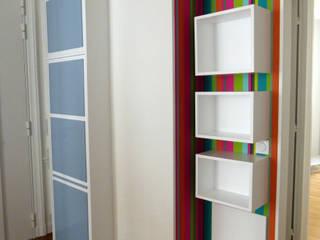Design de mobilier - Paris 16e par I.D.E.E Moderne