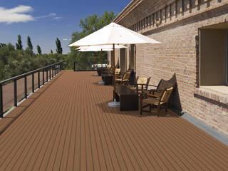 NovaDeck es la mejor alternativa a los decks tradicionales de madera, plástico-madera o PVC. Piscinas de estilo moderno de FORMICA Venezuela Moderno