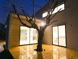 TKD-ARCHITECT Modern houses لکڑی