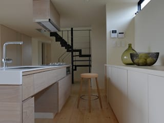 Modern kitchen by TKD-ARCHITECT Modern