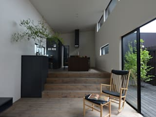 TKD-ARCHITECT Modern living room