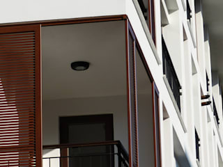 yücel partners – Lavinya Apartmanı:  tarz Evler