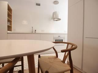Diseño de Cocina Americana Cocinas modernas de Línea 3 Cocinas Madrid Moderno