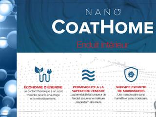 Nanocoat Home by Helske :  de style  par Helske France