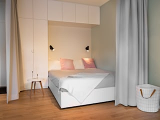 Bedroom by studio k interieur en landschapsarchitecten