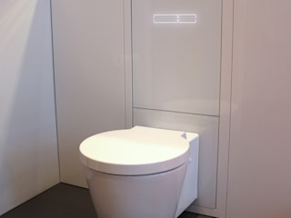 Will GmbH Eclectic style bathroom Ceramic White