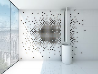 Pixel Tiles:   by Alessandro Isola Ltd