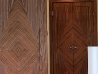 Inlayed Doors by Evolution Panels & doors Сучасний