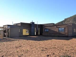 Casas Metal Prefabricated home Multicolored