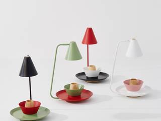 Conik Table Lamp:  in stile  di Paolo Foglini Design