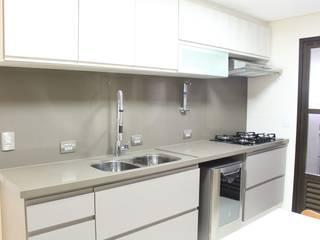 Cocinas de estilo  por Concept Engenharia + Design