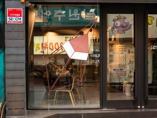 STARSIS บ้านและที่อยู่อาศัย กระจกและแก้ว Grey