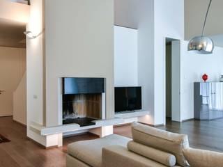 Salones de estilo  de Claude Petarlin, Moderno