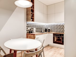 Cocinas de estilo  de Perfect Space, Moderno