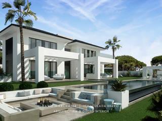 Casas de estilo mediterráneo de David Marchante | Inmaculada Bravo Mediterráneo