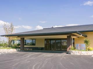 特別養護老人ホーム スマイル岡垣: アトリエ イデ 一級建築士事務所が手掛けた家です。