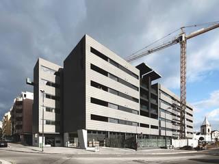 Edifício Rosário - Habitação Coletiva:  Huizen door architektengroep roderveld
