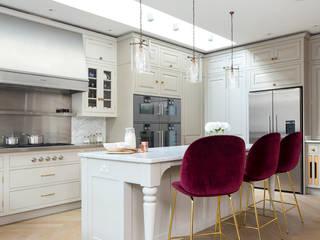 Cocinas de estilo clásico de Lewis Alderson Clásico