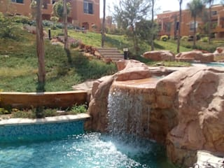 Alnada Landscaping Spa industrial