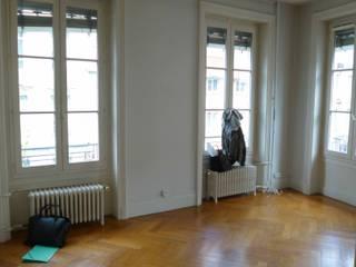 rénovation appartement Lyon 3ème par Batiart Création Classique