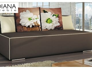 Sofa tapicerowana od Meble Diana Klasyczny