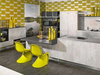 KOW Hausfair ALNO AG : modern Kitchen by ALNO North America