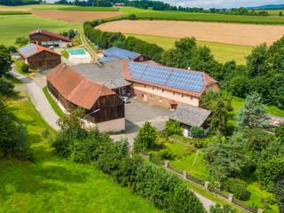 Skyopitx Bilder Landhäuser von SkyOptix Film GmbH Landhaus