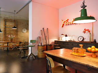 Nina Altmann Fotografie Industrial style dining room