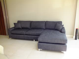 Jardan sofa and corner units: modern  by The Designer Sofa, Modern