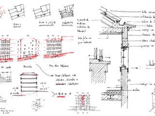 esquissos: Casas  por AR arquitectura