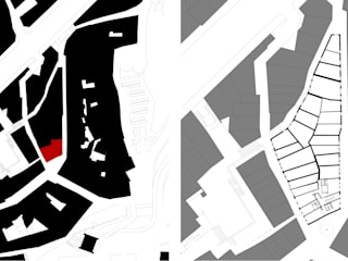 implantação: Casas  por AR arquitectura