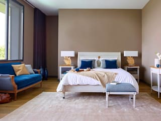 Dormitorios de estilo moderno de Conexo. Moderno