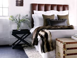 Bedroom by Conexo., Modern Marble