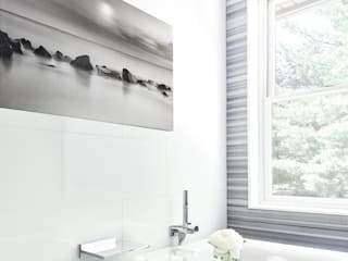 Master Bath Modern Bathroom by Clean Design Modern