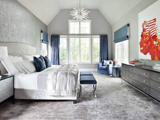Master Bedroom:  Bedroom by Clean Design