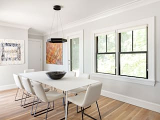 Modern dining room by Clean Design Modern
