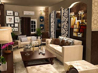Classic style living room by Taghred elmasry Classic