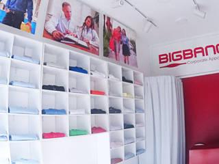 Big Bang Puebla Espacios comerciales de estilo moderno de Estudio Chipotle Moderno