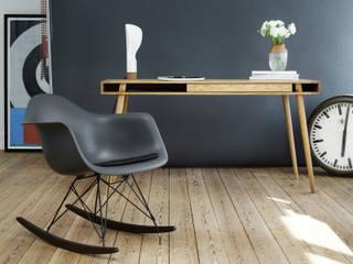 HolzDesignPurが手掛けた勉強部屋/オフィス