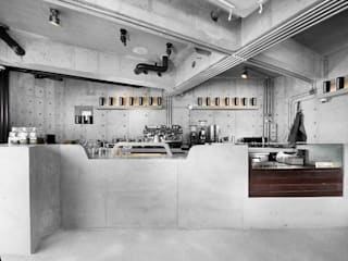 STARSIS Office spaces & stores Beton Grey