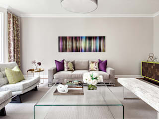 Living Room: modern Living room by Clean Design